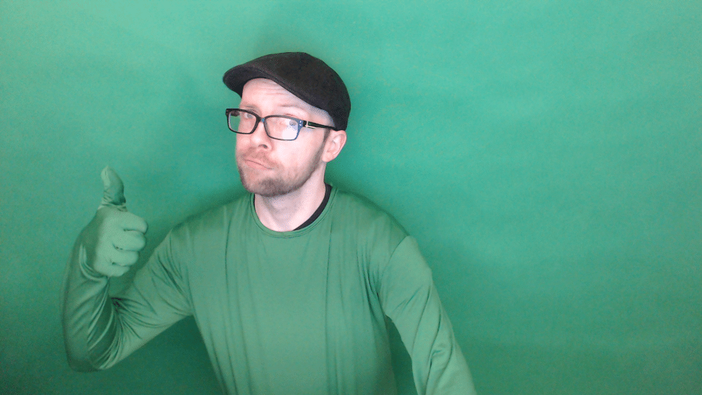 Green Screen Funny Virtual Backgrounds