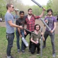 Foam Swords and Plastic Bullets: A Look at Airsoft and LARPing