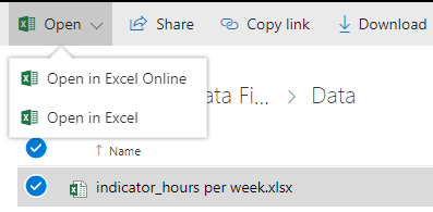 Power BI – Connecting to OneDrive for Business from Power BI