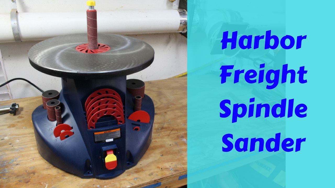 Harbor Freight Belt Sander Review
