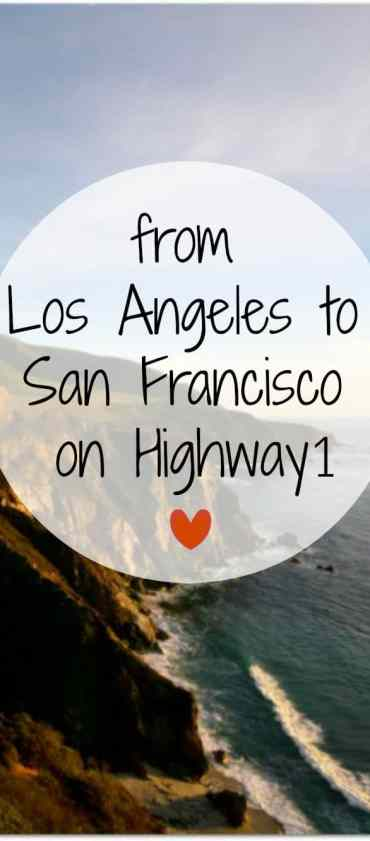 A Road Trip from Los Angeles to San Francisco on Highway 1 .. read all about this fairy tale of a trip on our blog