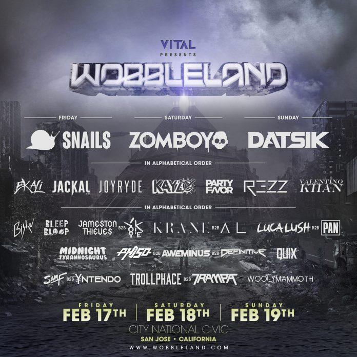 Wobbleland poster