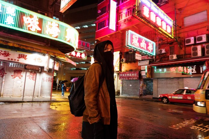 Alan Walker in Hong Kong