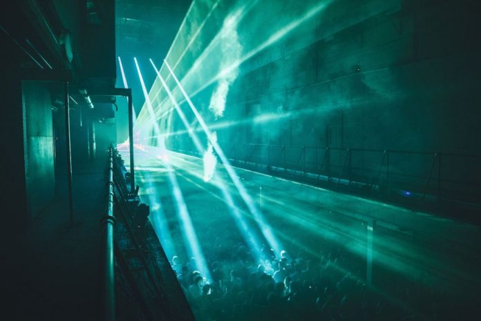Printworks London opening night