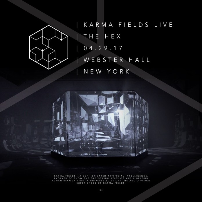 Karma Fields at Webster Hall