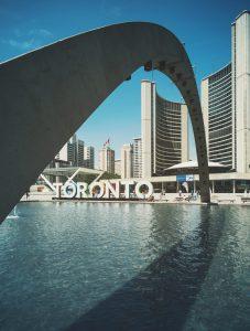 Revitalizing Toronto's music scene includes nice cityscapes