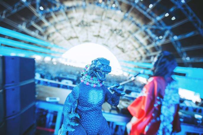 Anna Lunoe's Godzilla