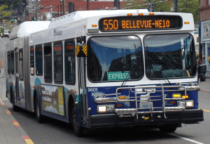 Sound Transit bus