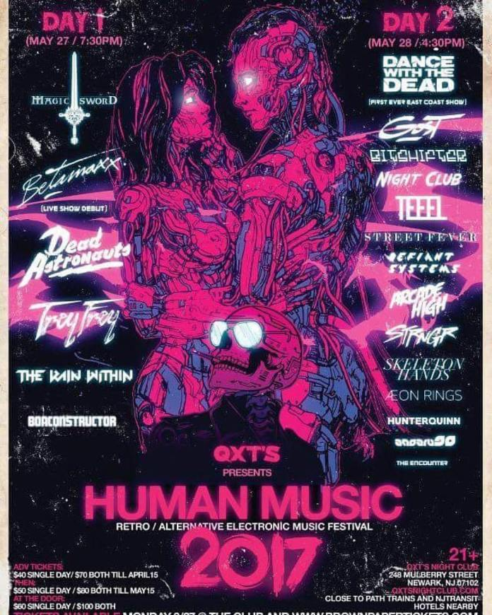 Human Music 2017