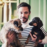 Will Young and also some puppies