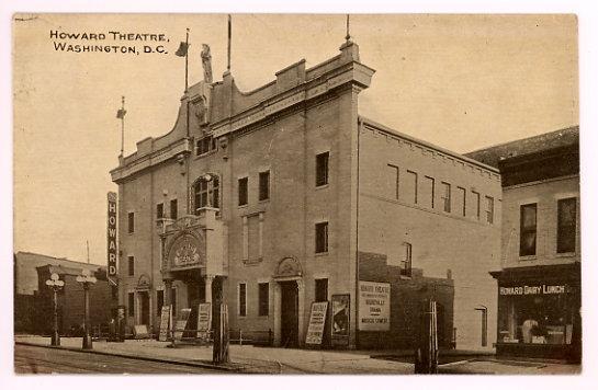 Howard Theatre 107th anniversary