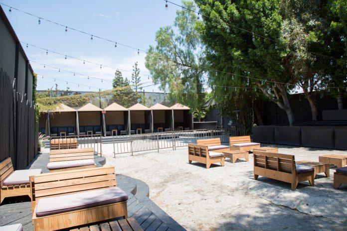 Create Nightclub patio