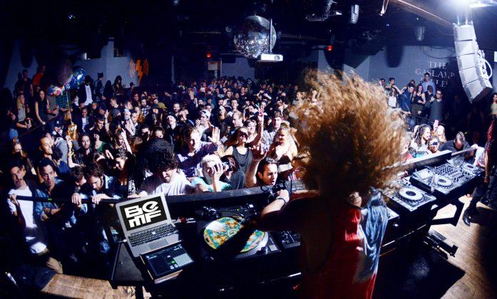 BEMF Brooklyn Electronic Music Festival
