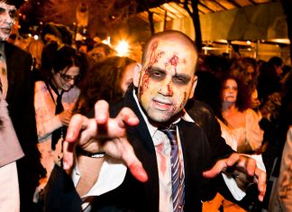 what to do this halloween weekend in l.a.