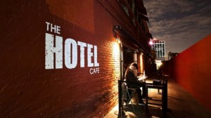 The Hotel Cafe exterior