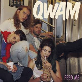 QWAM feed me cover