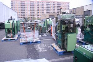Furnace MFG record press