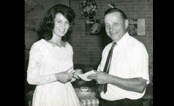 Jack Starr & Loretta Lynn, courtesy Horseshoe Tavern