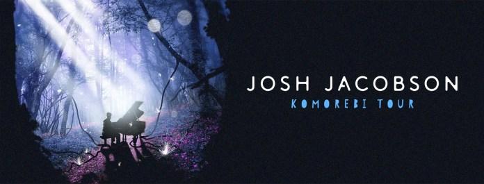 Josh Jacobson tour poster
