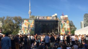 Field Trip Music & Arts Festival legalization