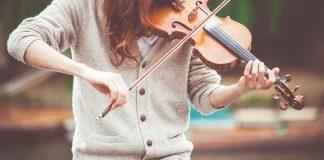 Photo by Clem Onojeghuo on Unsplash   violin emoji