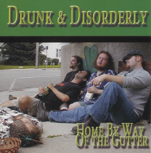 Home By Way Of The Gutter Cover
