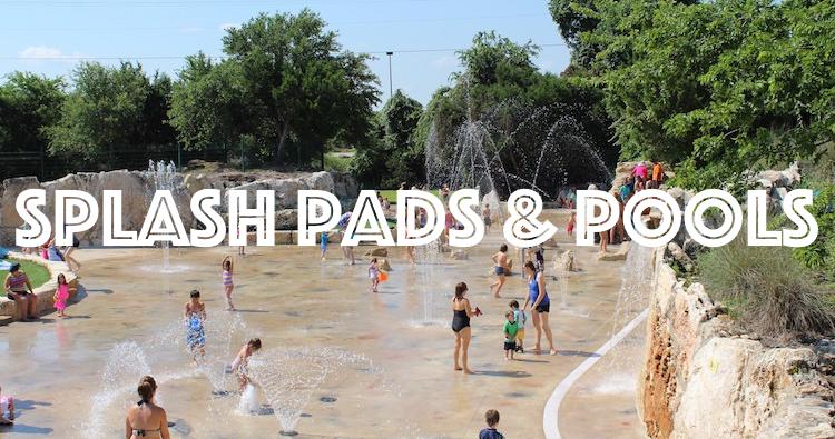 Austin Splash Pads & Pools