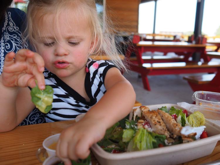 Parker Salad