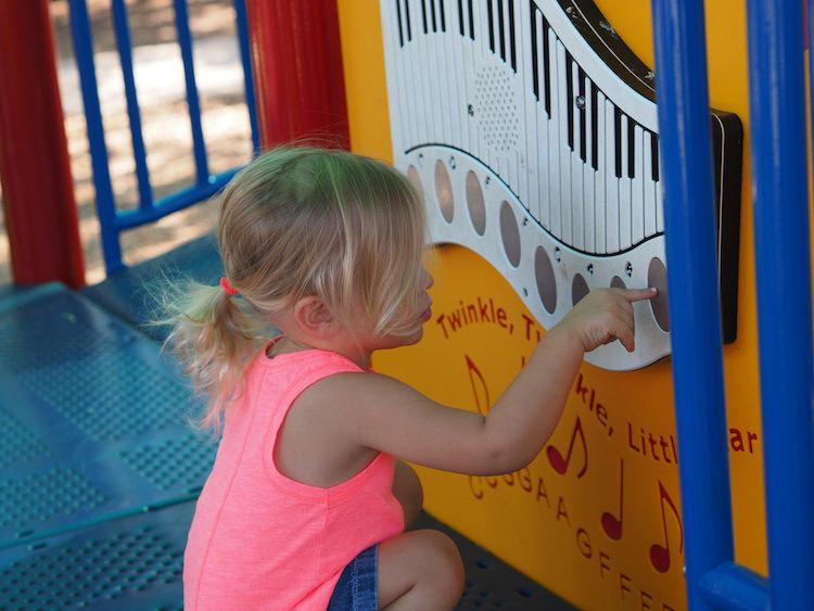 Trailhead Park - Playground