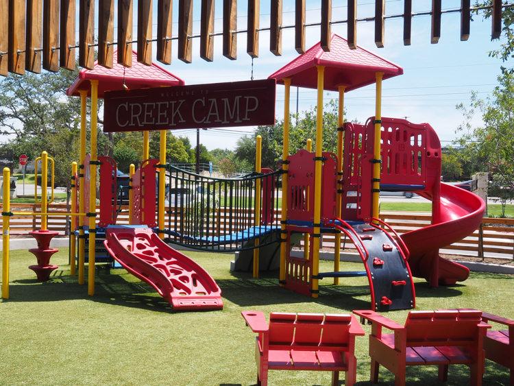 Hat Creek Lakeway Playground