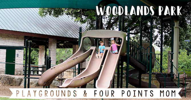 Woodlands Park, River Place's Best-kept Secret