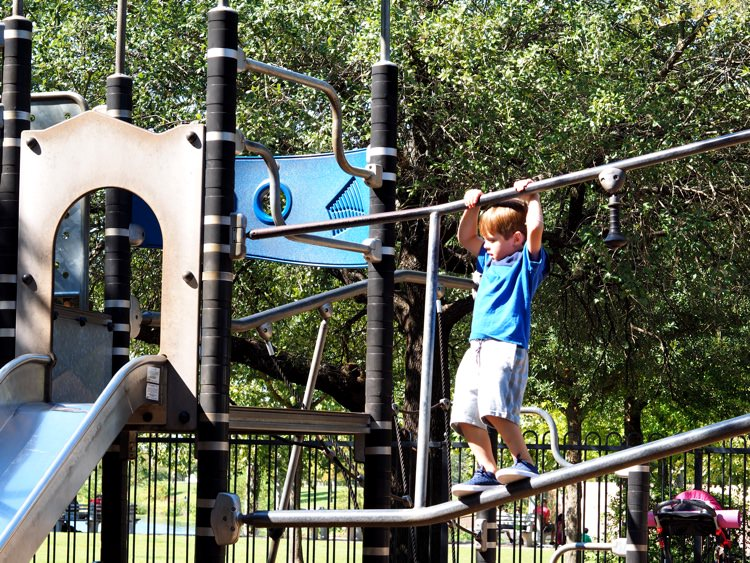 Foster Lake Mueller Park