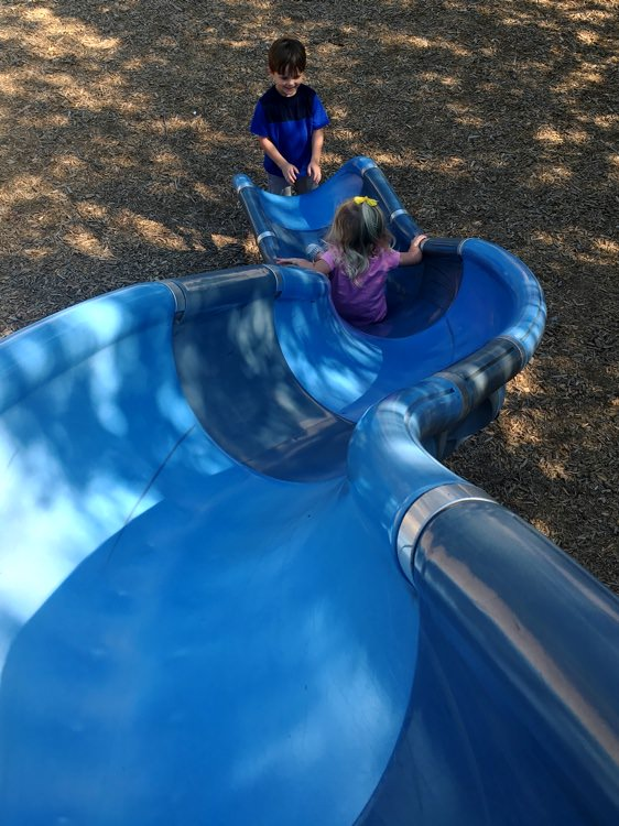 parker bottom slide