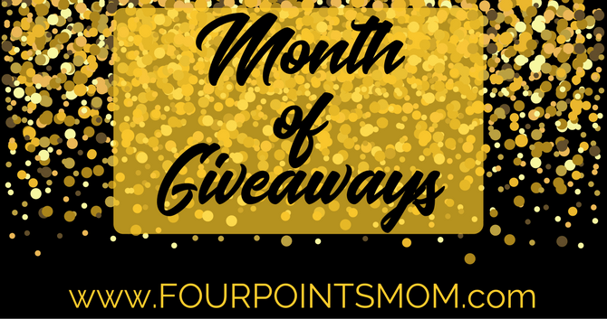 November is the Four Points Mom Month of Giveaways