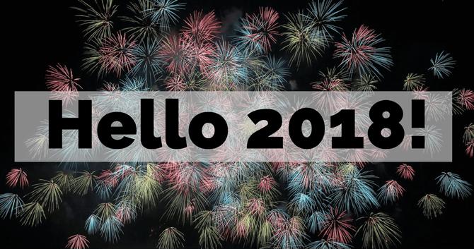 Hello 2018!