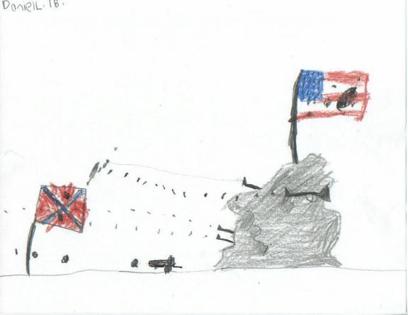 Monument Challenge--Corpus Christi School, Class 1B--Gallery