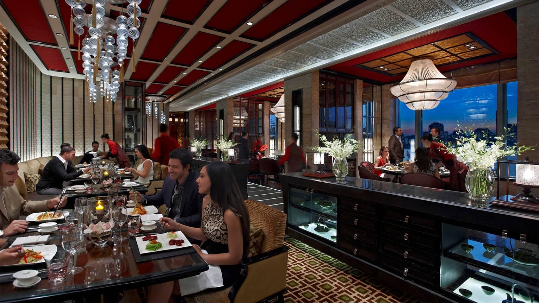 Cairo Restaurants  Bars  Fine Dining  Four Seasons at