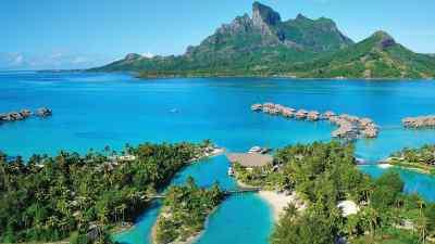 Bora Bora Vacation Resort | 5-Star | Four Seasons Resort ...