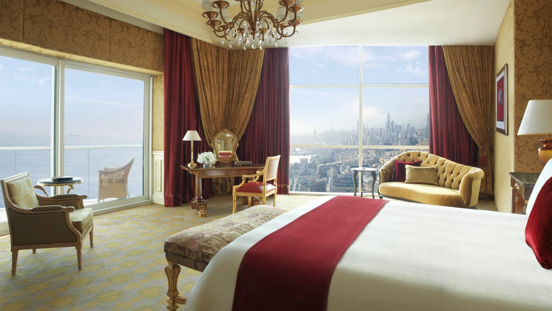 Beirut Hotel Suites  Luxury Rooms  Four Seasons Hotel Beirut