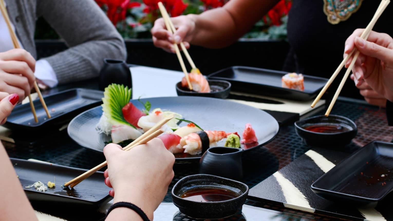 Sushi Restaurants Close My Location