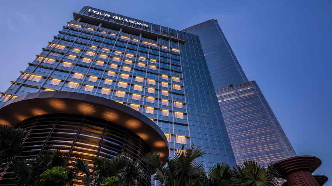 نتيجة بحث الصور عن four seasons hotel jakarta