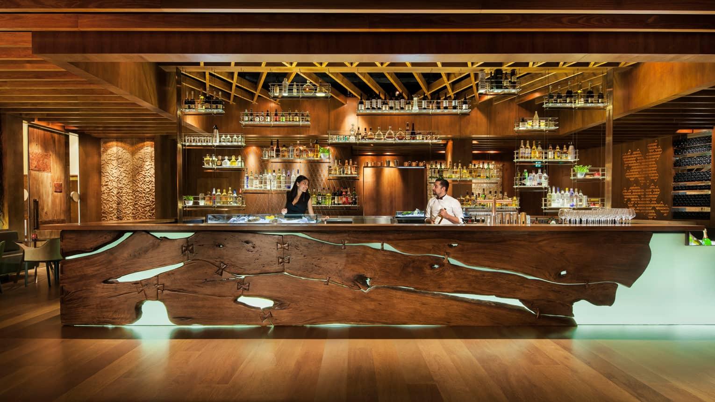 5Star Luxury Hotel Restaurants  Bars  Four Seasons Sydney