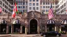 Beverly Hills Luxury Hotel Wilshire Four
