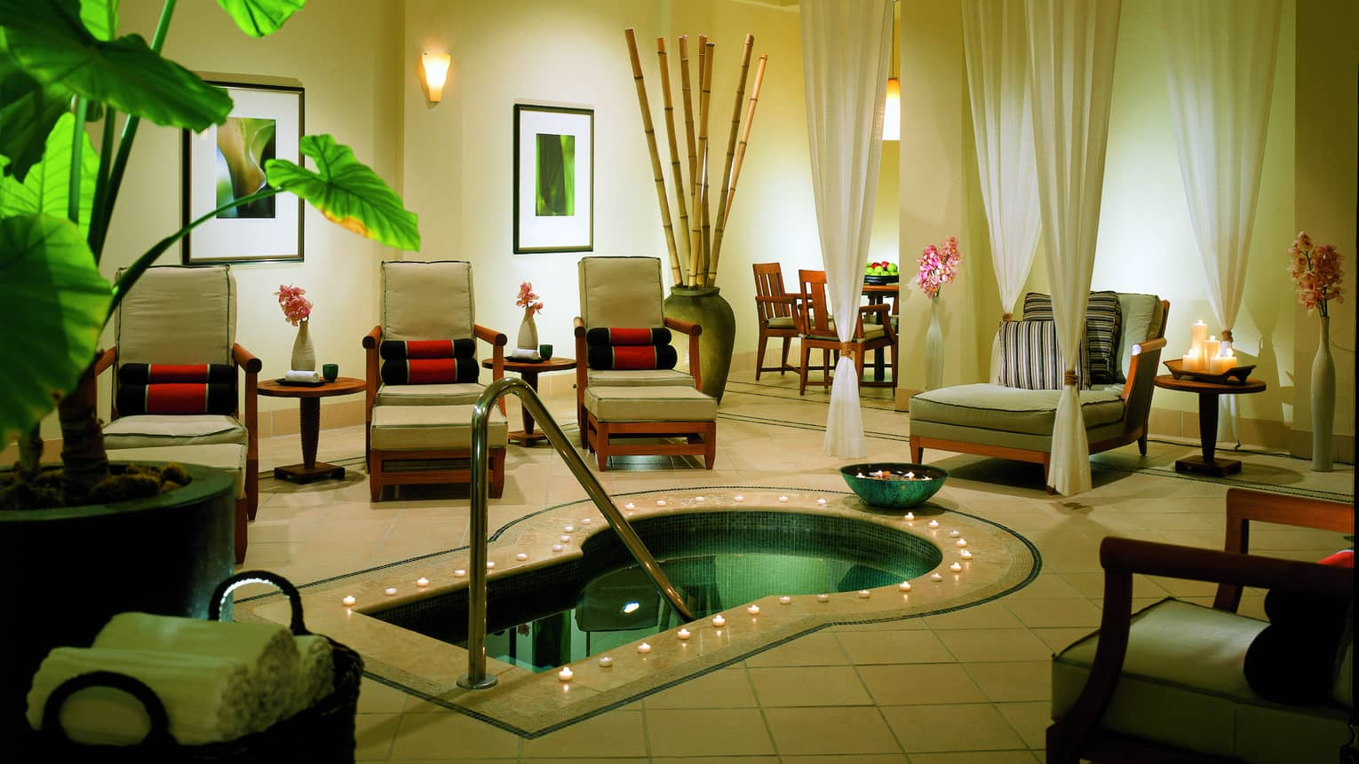 the chair salon houston mid century folding dallas spa resort massage and facials four seasons at
