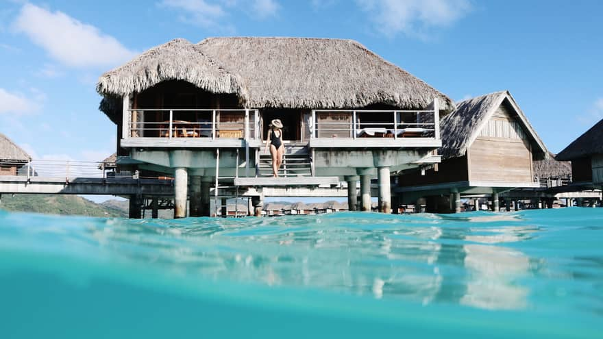 Bora Bora Vacation Packages Offers Four Seasons Resort Bora Bora