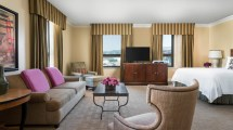 Beverly Hills Wilshire Hotel Rooms