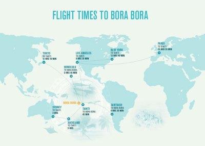 How To Get To Bora Bora | Four Seasons Resort Bora Bora