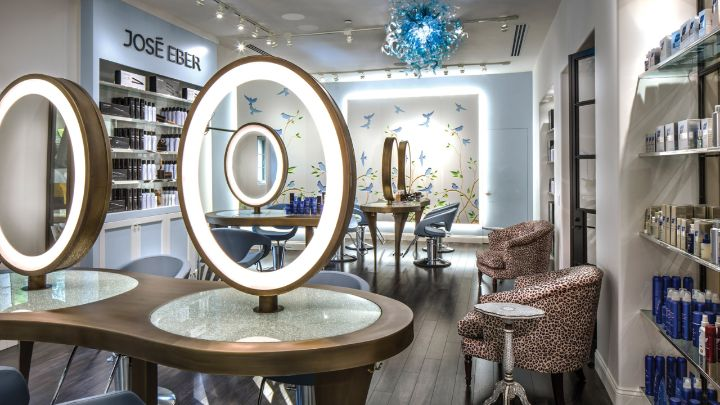 Jos Eber Hair Salon In Santa Barbara Four Seasons The