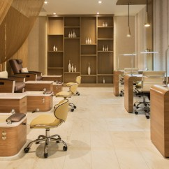 Las Vegas Office Chairs Fabric To Cover Manicures And Pedicures Spa Four Seasons