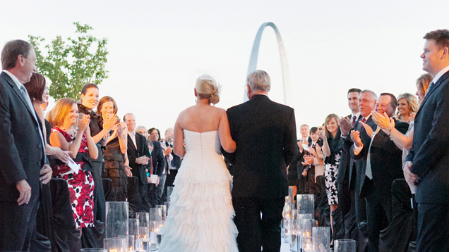 St Louis Wedding Venues  Packages  Four Seasons Hotel
